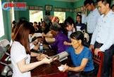 Khám, cấp phát thuốc miễn phí cho hơn 200 đối tượng chính sách