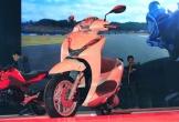 Honda Lead 2017 trình làng, bổ sung chìa khóa thông minh Smartkey