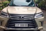 Bộ sưu tập Lexus LX570 biển 'khủng' của đại gia Việt
