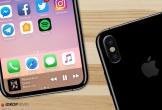 iPhone 8 đã lộ diện với cụm camera kép nằm dọc