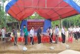 Agribank chi nhánh Tây Sơn - Hà Tĩnh hỗ trợ xây nhà tình nghĩa cho gia đình khó khăn