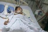 Hà Tĩnh: Nhói lòng bé trai 5 tuổi phải cưa chân sau tai nạn
