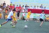 Cúp Việt Nam Xanh năm 2017: Ngày hội bóng đá phủi phố núi