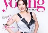 Cô gái Hà Tĩnh xinh xắn trên trang bìa Tạp chí Young Style