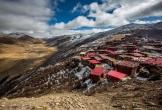 Đến thăm thị trấn nhỏ ở Tây Tạng, nơi có hơn 40.000 nhà sư