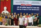 Đào tạo, bồi dưỡng ngạch kế toán viên cho cán bộ công chức, viên chức tỉnh Hà Tĩnh