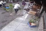 Cây dừa đổ đè chết người dẫn chương trình ở Ấn Độ