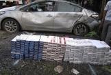 Truy tìm tài xế ôtô chở thuốc lá lậu tông chết bé gái 15 tuổi