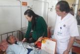 1000 người dân Hà Tĩnh được khám, cấp phát thuốc miễn phí