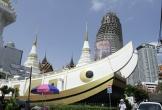 Bí ẩn tòa tháp 49 tầng bỏ hoang hơn hai thập kỷ ở Bangkok