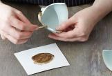 Cách biến bát đĩa vỡ thành đồ đắt tiền của người Nhật