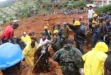 270 thi thể trong bùn lở tại Sierra Leone