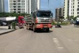 Va chạm với xe tải, một phụ nữ bị cán chết tại chỗ