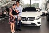 Vợ 9X tặng siêu xe hơn 2 tỷ cho chồng khiến dân mạng ghen tị