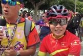 Nguyễn Thị Thật giành HCV đầu tiên cho môn xe đạp