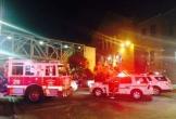 Mỹ: Đâm tàu ở Philadelphia, hàng chục người bị thương