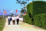 Hà Tĩnh: Tổ chức cuộc thi Khu dân cư NTM kiểu mẫu, vườn mẫu