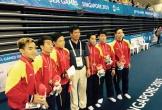 Bảng tổng sắp huy chương SEA Games mới nhất