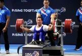 Lực sĩ Lê Văn Công không có đối thủ tại ASEAN Para Games