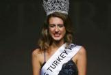 Hoa hậu Thổ Nhĩ Kỳ bị tước vương miện vì xúc phạm 250 người thiệt mạng