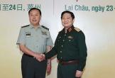 Việt - Trung giao lưu quốc phòng biên giới