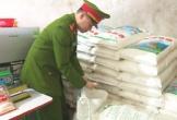 Hà Tĩnh: Triệt phá ổ nhóm sản xuất mì chính giả
