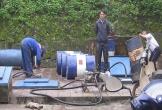 150 lít nước trong bồn xăng gây chết máy xe ở Quảng Trị