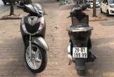 Honda SH 2012 biển ngũ quý giá gần 300 triệu tại Hà Nội