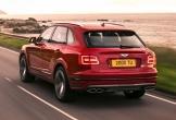 Bentley ra mắt siêu SUV Bentayga V8 tăng áp kép