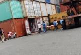 Tài xế bị thùng container trong cảng ép tử vong