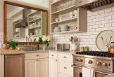 Muốn treo gương cho đẹp nhà bếp, cần hết sức tránh vị trí