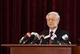 Tổng bí thư dự hội nghị toàn quốc về xây dựng Đảng