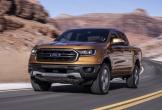 Ford giới thiệu bán tải Ranger mới tại Detroit Auto Show 2018