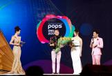 Đàm Vĩnh Hưng đạt giải thưởng cống hiến tại POPS Awards 2017