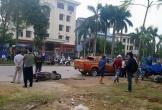 Xe 'điên' tông thẳng vào tổ CSGT đang xử lý tai nạn, nhiều người bị thương
