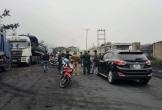 Hà Tĩnh: Hàng trăm người dân chặn xe chở than của Cty Hoành Sơn gây ô nhiễm