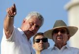Con đường chính trị của gương mặt sáng giá kế nhiệm Chủ tịch Cuba