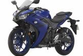 Sportbike Yamaha R-25 2018 thêm màu mới, giá không đổi