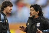 Maradona bị gọi là 'vô học' khi bình luận về Messi