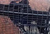 Hà Tĩnh: Cụ bà 82 tuổi kể về giây phút lao vào ngôi nhà cháy cứu chắt nội