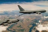 Mỹ muốn tăng số lượng máy bay tiếp dầu để đối phó Trung Quốc
