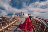 Ngắm trọn bộ ảnh cưới lãng mạn của Ưng Hoàng Phúc và Kim Cương