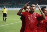 Sao nhập tịch 38 tuổi của Indonesia ghi bàn liên tục trước thềm AFF Cup 2018