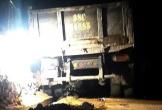 Va chạm với xe tải, nữ sinh lớp 10 tử vong tại chỗ