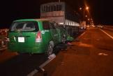 Vụ taxi đâm xe tải làm 3 người chết: Tạm giữ tài xế xe tải