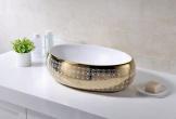 Nâng cấp phòng tắm với loạt mẫu bồn rửa mặt sang chảnh, lạ mắt