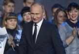 """Tổng thống Putin: """"Tôi không ngại gánh tránh nhiệm toàn cầu"""""""