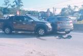 Rút súng thị uy ở Hà Tĩnh: Chủ cầm đồ bị tước súng chém tới tấp
