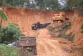 Hương Sơn – Hà Tĩnh: Điểm nóng khai thác đất, cát trái phép chính quyền bất lực hay buông lỏng quản lý