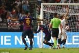 Barcelona - Sevilla: Quyết đấu vì ngôi đầu bảng